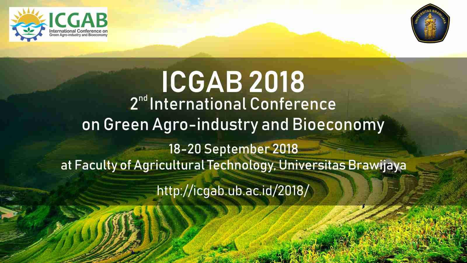 ICGAB 2018